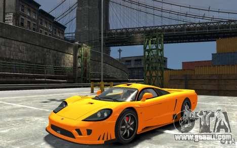 Saleen S7 for GTA 4