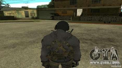 Ghost for GTA San Andreas third screenshot