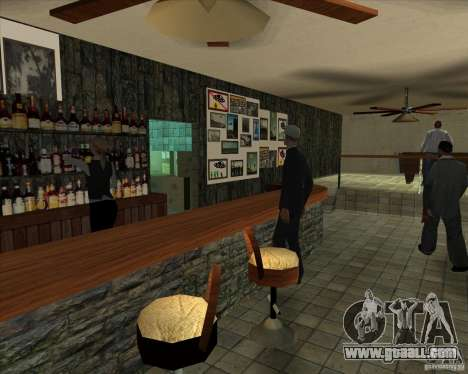 New Tavern Lil Samples for GTA San Andreas fifth screenshot