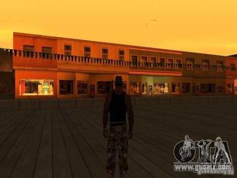 La Villa De La Noche Beta 2 for GTA San Andreas second screenshot