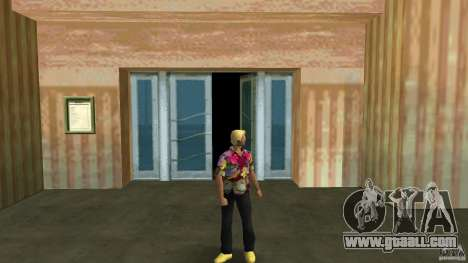 Der Herbst typ for GTA Vice City