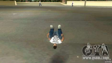 Cleo Parkour for Vice City for GTA Vice City third screenshot