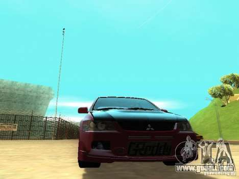 Mitsubishi Lancer IX MR for GTA San Andreas