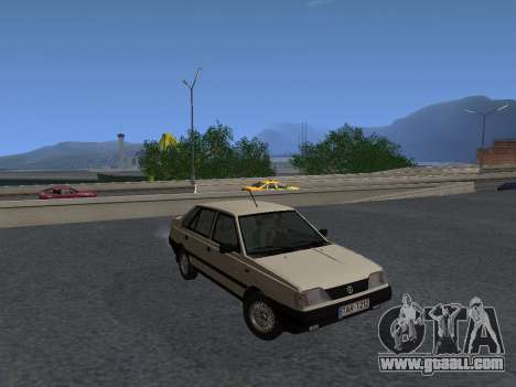 FSO Polonez Atu 1.4 GLI 16v for GTA San Andreas right view