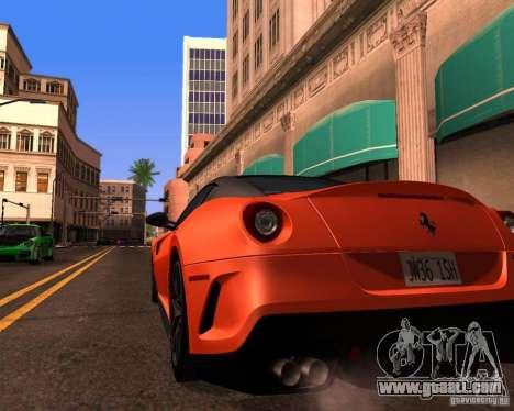 Real World ENBSeries v4.0 for GTA San Andreas seventh screenshot