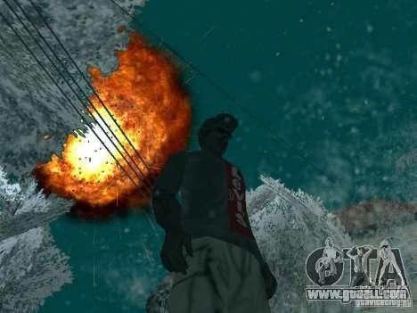 Salut v1 for GTA San Andreas third screenshot