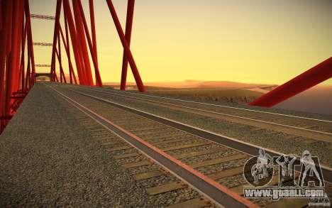 HD Tracks for GTA San Andreas