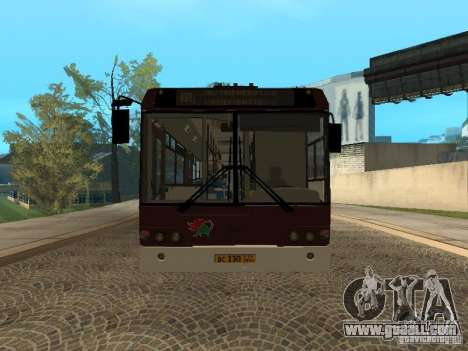 LIAZ 6213.70 for GTA San Andreas left view
