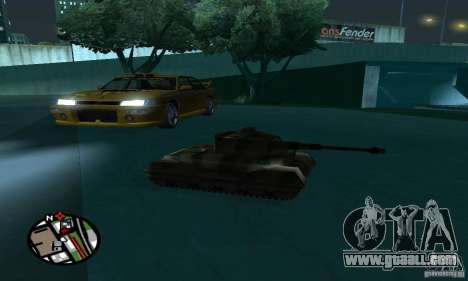 RC vehicles for GTA San Andreas seventh screenshot