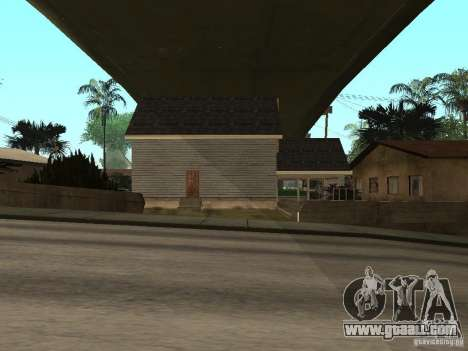 House of Mafia for GTA San Andreas third screenshot