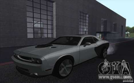 Dodge Challenger SRT8 for GTA San Andreas