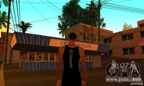 Russian House texture for GTA San Andreas forth screenshot