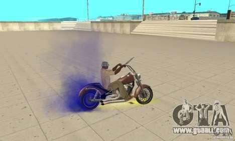 SpecDefekty for GTA San Andreas ninth screenshot