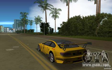 BMW M3 GT2 for GTA Vice City left view