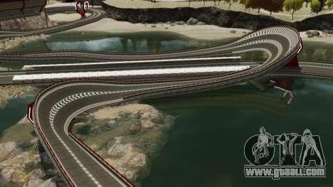 Stunt Speedway Park for GTA 4 fifth screenshot
