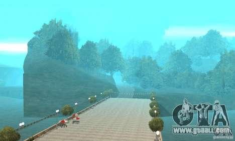 Welcome to AKINA Beta3 for GTA San Andreas