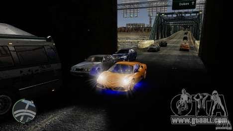 Traffic Load [Final] for GTA 4 forth screenshot