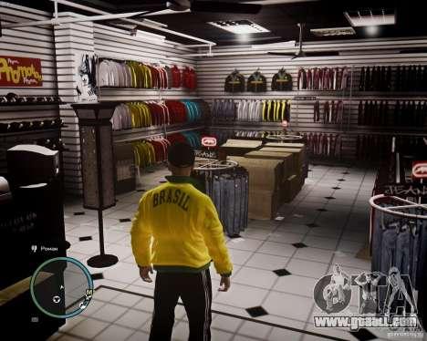 Foot Locker Shop v0.1 for GTA 4 second screenshot