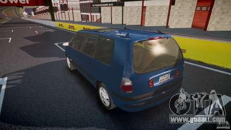 Renault Grand Espace III for GTA 4 wheels