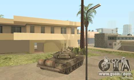 T-90A for GTA San Andreas