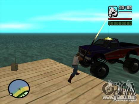 Fishing for GTA San Andreas third screenshot