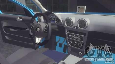Volkswagen Voyage G6 2013 for GTA San Andreas