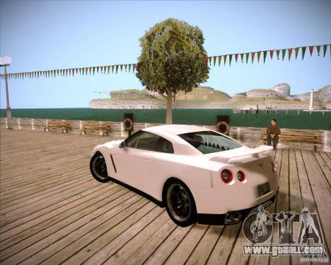 ENBSeries by slavheg for GTA San Andreas sixth screenshot