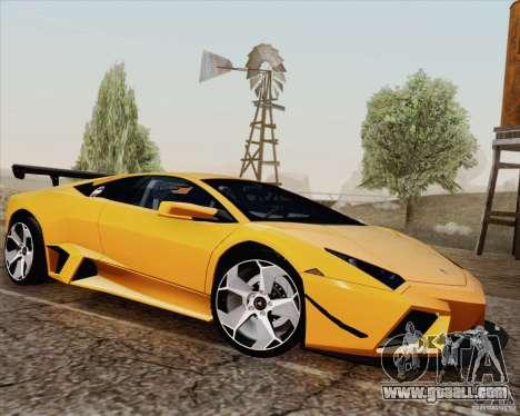 New Carcols for GTA San Andreas forth screenshot