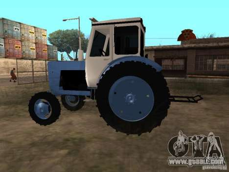 MTZ 52 for GTA San Andreas left view