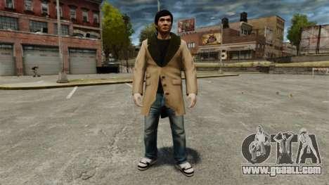 Jackie Chan for GTA 4