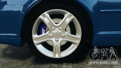 Volkswagen Golf 4 R32 2001 v1.0 for GTA 4 side view