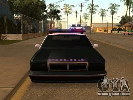 Police Los Santos for GTA San Andreas