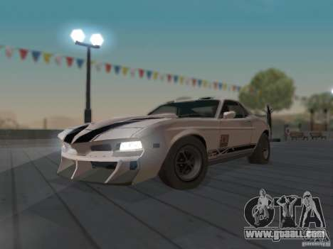 SPEEDEVIL from FlatOut 2 for GTA San Andreas inner view