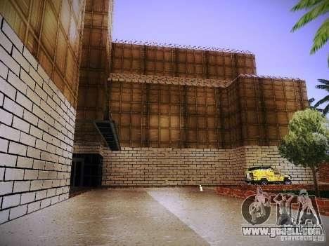 The new hospital of Los Santos for GTA San Andreas forth screenshot