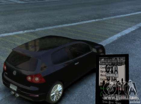 Theme GTAViceCity.RU for GTA 4 third screenshot