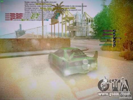 Lensflare v1.2 Final for SAMP Fixed Version for GTA San Andreas third screenshot