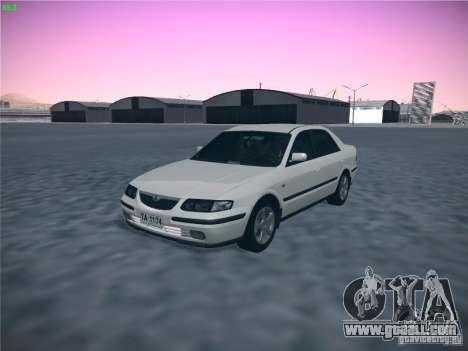 Mazda 626 GF 1999 for GTA San Andreas