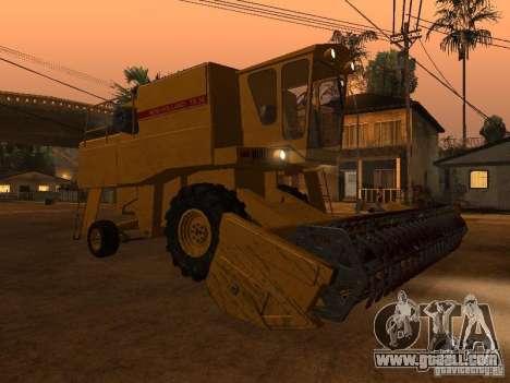 Holland TX 34 C for GTA San Andreas