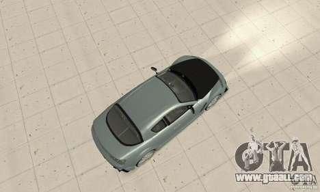 Mazda RX-8 Tuning for GTA San Andreas back view
