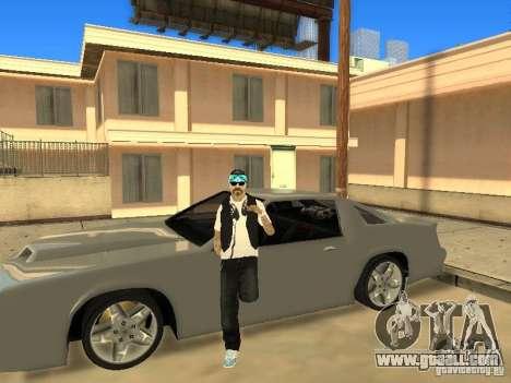 Skinpack Rifa Gang for GTA San Andreas forth screenshot
