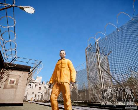 The prison Rob for GTA 4 third screenshot