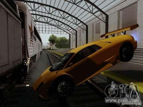 Crazy Trains MOD for GTA San Andreas fifth screenshot
