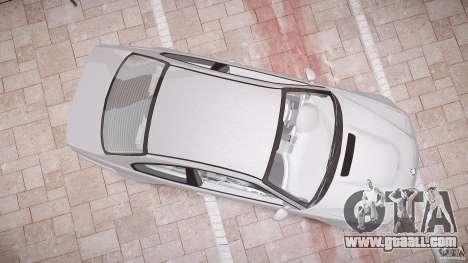 BMW M3 e46 v1.1 for GTA 4 upper view