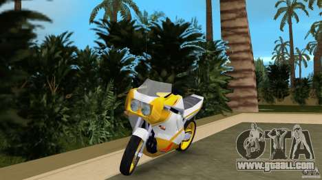 Suzuki GSX-R 750 1989 for GTA Vice City