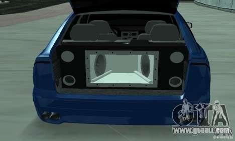 Lada Priora 2012 for GTA San Andreas side view