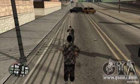 +100 hp for SAMP for GTA San Andreas second screenshot