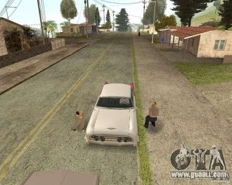 More Hostile Gangs 1.0 for GTA San Andreas forth screenshot