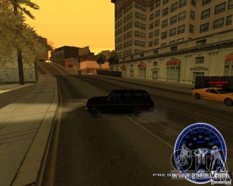 Perenniel Speed Mod for GTA San Andreas