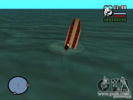 Cerf for GTA San Andreas sixth screenshot