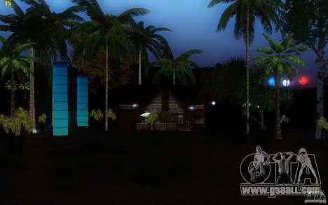 New Country Villa for GTA San Andreas second screenshot